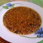 Zuppa di Lenticchie alla Turca