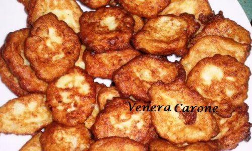 Frittelle di Cavolfiore – Ricetta Siciliana