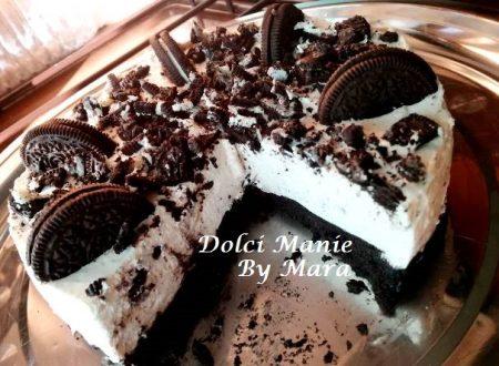 Oreo Cheesecake – Torta Senza Cottura
