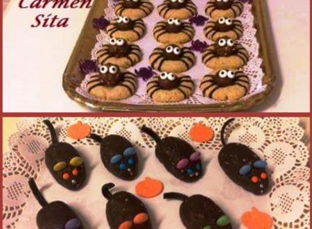 Ragni e Topi Dolci di Halloween