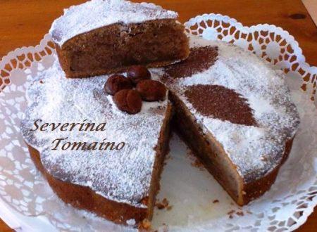 Torta di Castagne Senza Lievito