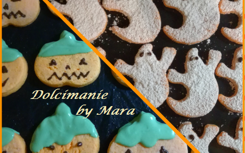 Zucche e Fantasmi – Biscotti di Halloween