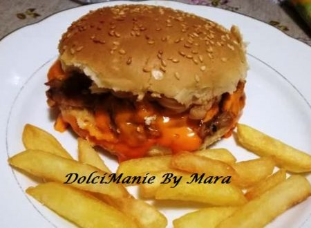 Street Food – Maiale Salsa Barbecue e Cheddar