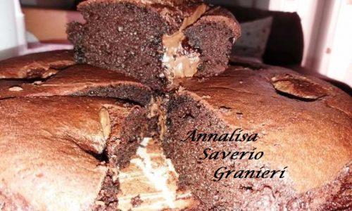 Torta Nutellotta al Cioccolato