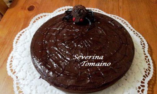 Torta Ragnatela al Cioccolato