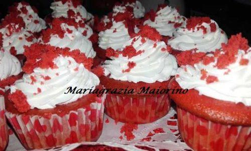 Cupcake Red Velvet – Ricetta Facile