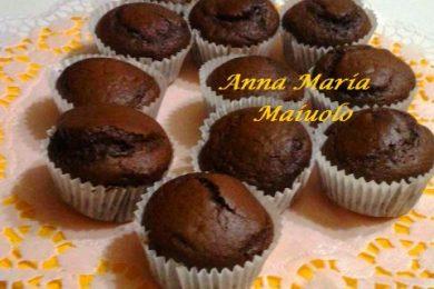 Muffin al Cacao con Sorpresa