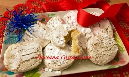 Ricciarelli Toscani – Ricetta