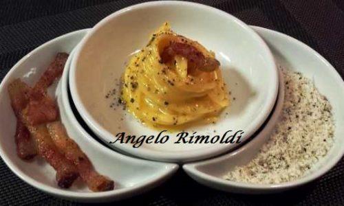 Spaghetti alla Carbonara – Ricetta