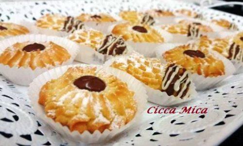 Biscotti di Frolla Montata – Ricetta