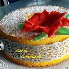 Chiffon Cake Al Profumo di Arancia