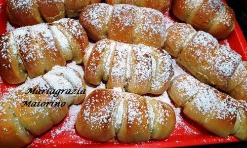 Flauti con Nutella – Pasta Brioche