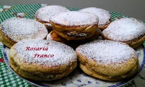 Focaccine alla Nutella Cotte in Padella