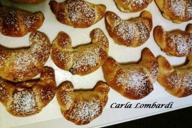 Mini Croissant con Marmellata