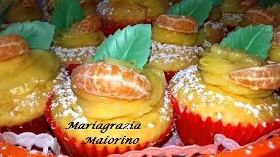 Muffin agli Agrumi Profumati e Soffici