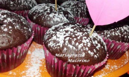 Muffin al Cacao Sofficissimi