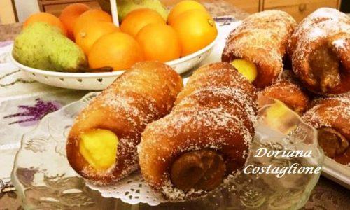 Cartocci Siciliani Fritti – Ricetta