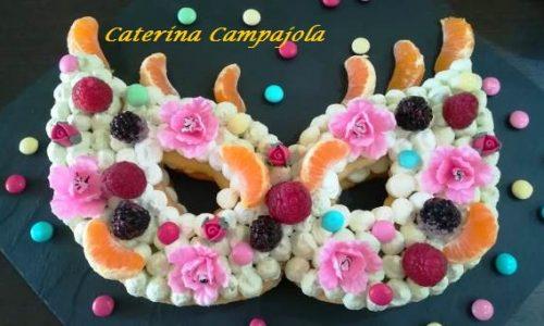Maschera di Carnevale – Cream Tart