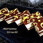 Mattoncini di Ricotta Cioccolato e Ganache