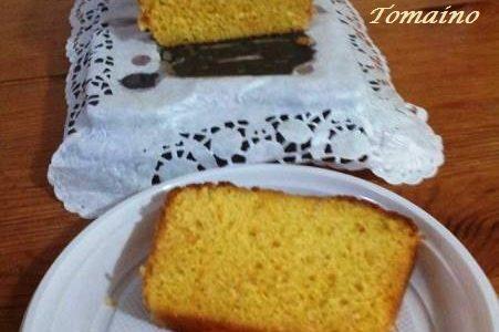 Pan Di Arancio Plum Cake – Ricetta