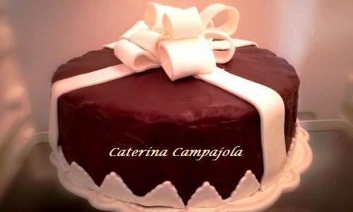 Torta Tiramisù Glassata con Ganache