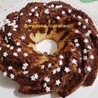 Torta Vortice Arancia e Cioccolato