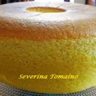 Chiffon Cake al Limone – Sofficissima