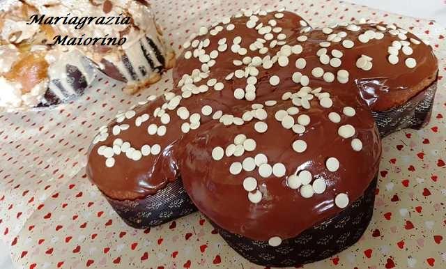 Colomba Pasquale Al Cioccolato Fondente