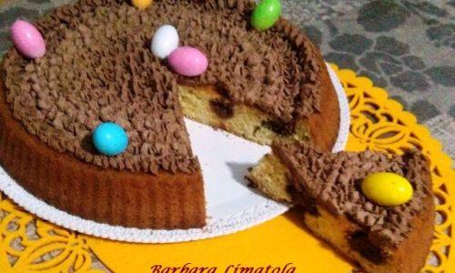 Crostata Morbida di Pasqua
