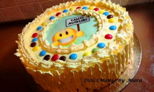 Torta Smile – Gusto Tiramisù