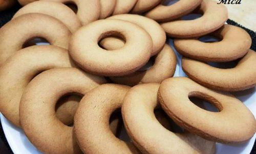 Biscotti da Inzuppo alla Panna