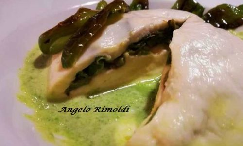 Cotto e Crudo – Mozzarella e Friggitelli