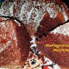 Torta Vortice al Cioccolato e Mandorle