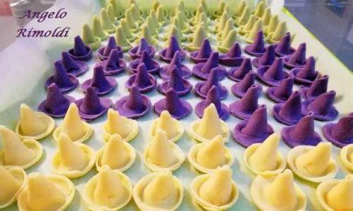 Tris di Colori e Sapori – Pasta Fresca