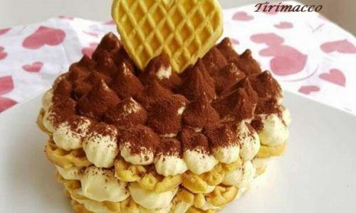 Waffle Tiramisù – La Ricetta