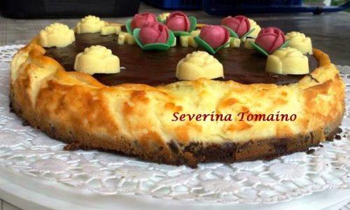 Brownie Cheesecake Cioccolato e Mascarpone