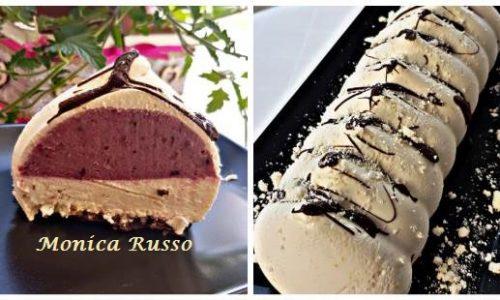 Dolce Meringa allo Yogurt e Frutti di Bosco