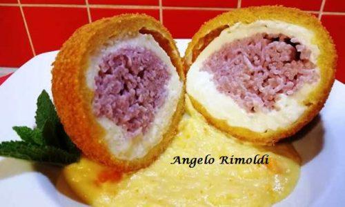Mozzarella di Bufala Campana Ripiena