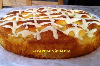 Torta Ananas e Yogurt Sofficissima