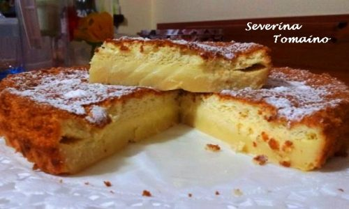 Torta Magica – La Ricetta Perfetta