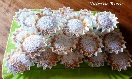 Mini Plum Cake Fatti in Casa