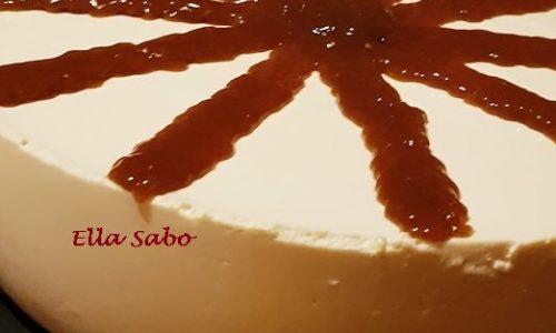 Torta Fredda con Yogurt Greco e Caffè