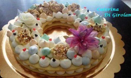 Cream Tart con Frolla Sablè – Ricetta