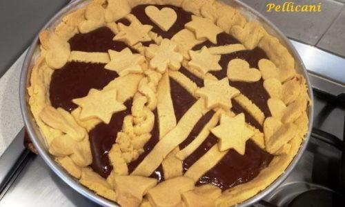 Crostata Mascarpone e Nutella – Ricetta