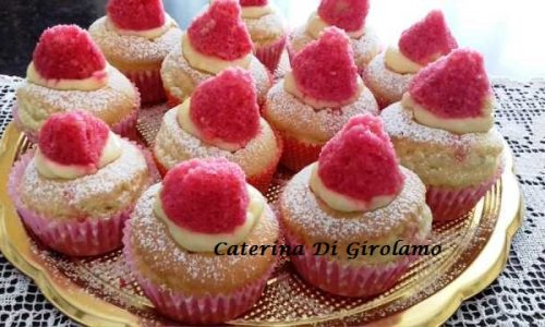 Cardinali – Dolci Sardi con Crema e Alchermes