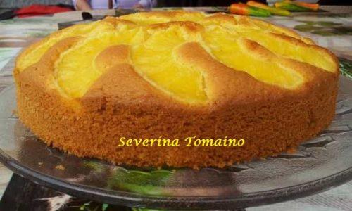 Torta Ananas e Cocco – Ricetta Facile