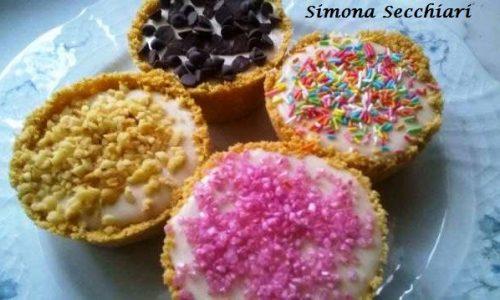 Mini Cheesecake Farcite – Senza Cottura