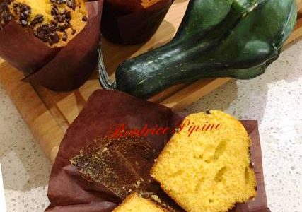Muffin alla Zucca – Ricetta Bimby