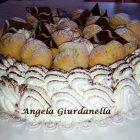 Torta con Crema Pasticcera al Mascarpone