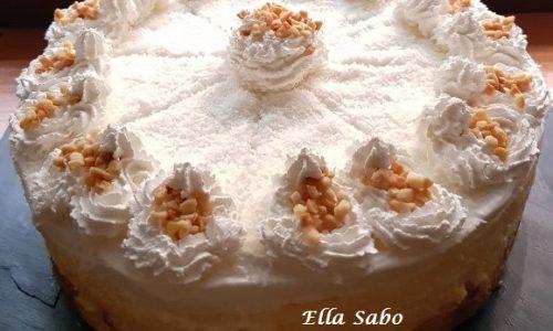 Torta Raffaello – La Ricetta